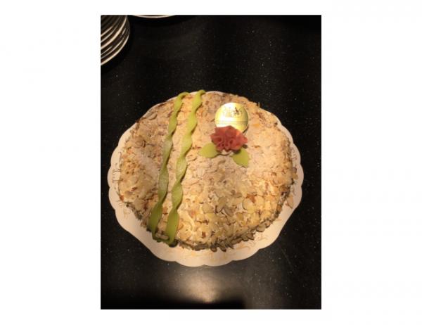 Greve Spenz tårta